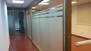 办公楼贴膜2